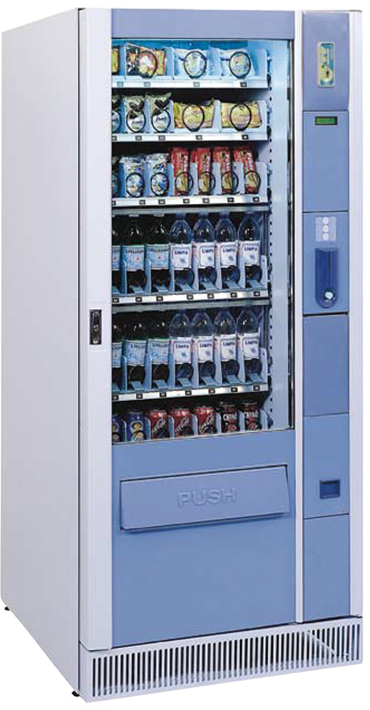 Snack- und Kaltgetränkeautomat