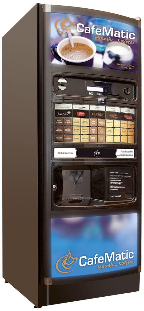 Kaffeeautomat XL8G